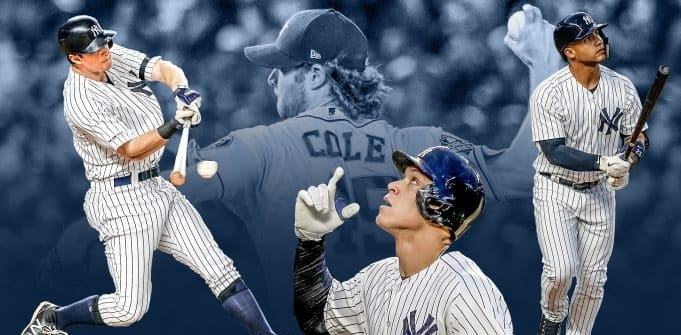 Image result for yankees players 2020